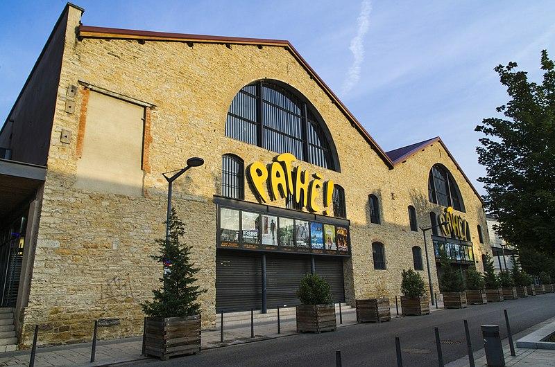 Photo du Monument Historique Edifice dit les chais Beaucairois situé à Lyon 09