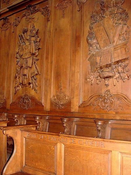 Photo du Monument Historique Eglise Notre-Dame de l'Assomption situé à Neuville-sur-Saône