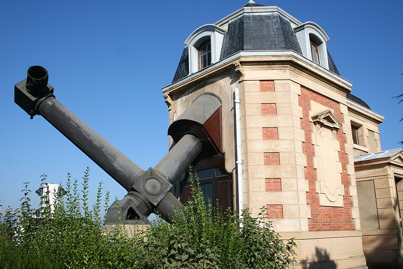 Photo du Monument Historique Observatoire situé à Saint-Genis-Laval