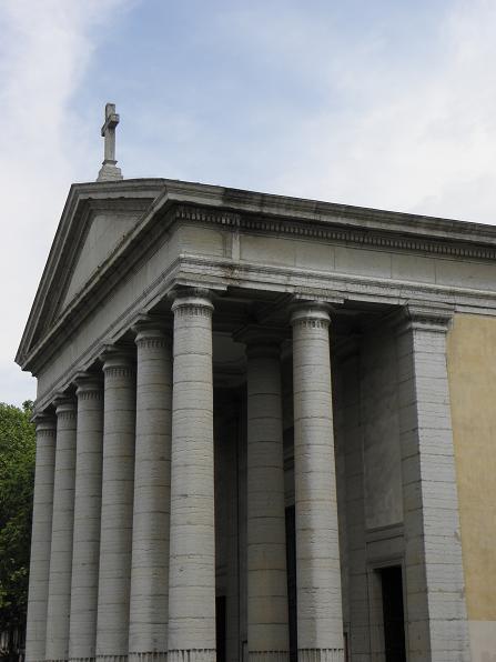 Photo du Monument Historique Eglise Saint-Pothin situé à Lyon
