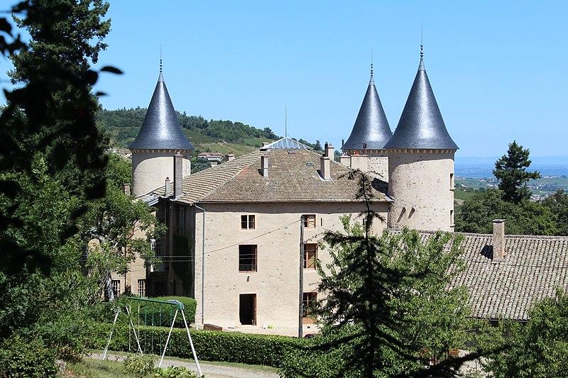 Domaine du château du Thil