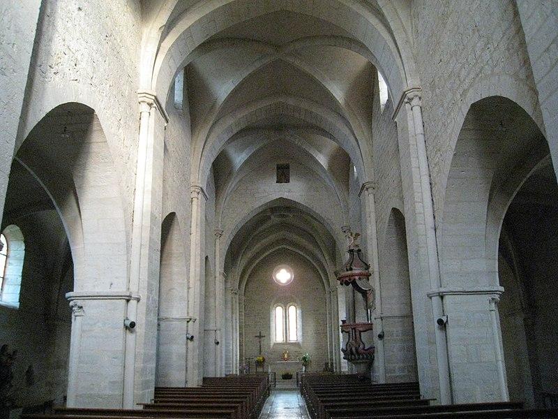 Photo du Monument Historique Eglise situé à Autrey-lès-Gray