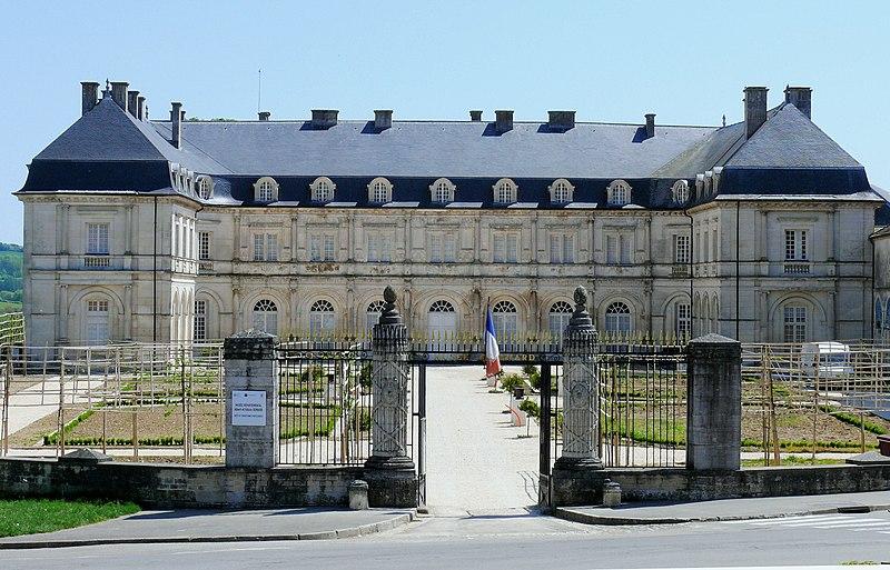 Photo du Monument Historique Château situé à Champlitte