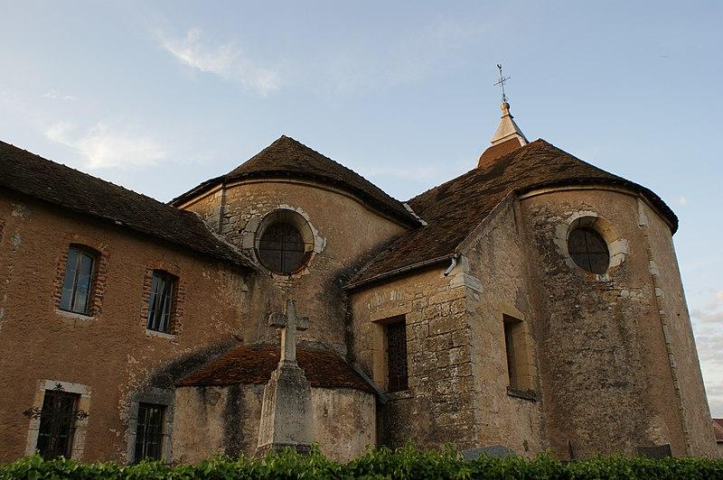 Photo du Monument Historique Eglise Saint-Maurice situé à Cirey
