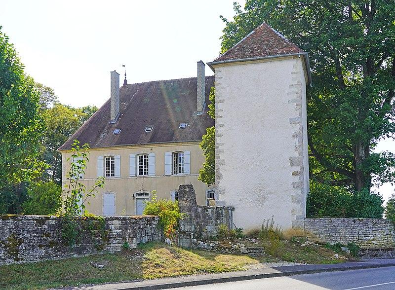 Photo du Monument Historique Château situé à Colombe-lès-Vesoul