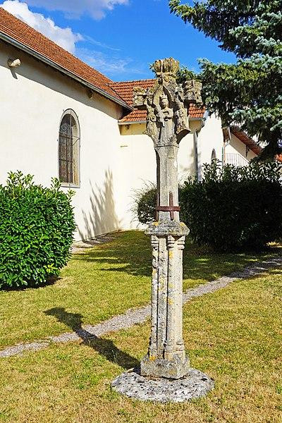 Photo du Monument Historique Cimetière situé à Colombe-lès-Vesoul