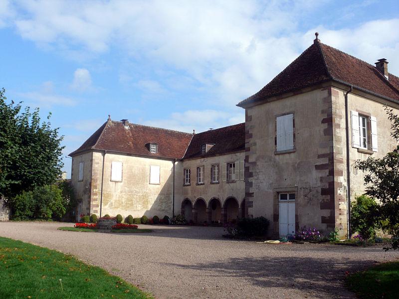 Photo du Monument Historique Ancien couvent des Récollets situé à Conflans-sur-Lanterne