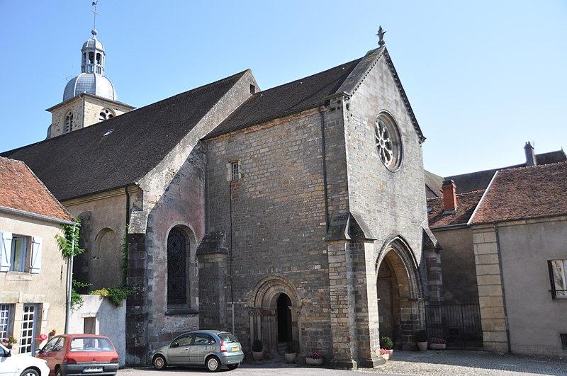 Photo du Monument Historique Ancienne abbaye situé à Faverney