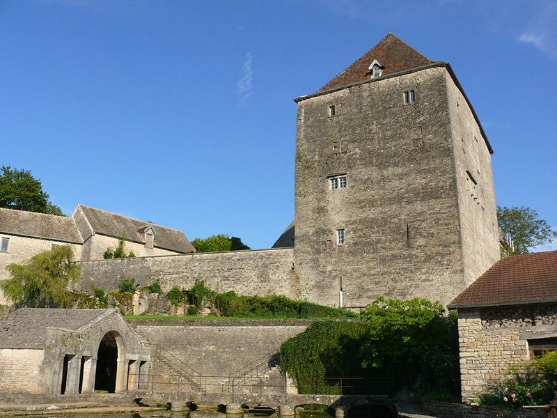 Photo du Monument Historique Château situé à Fondremand