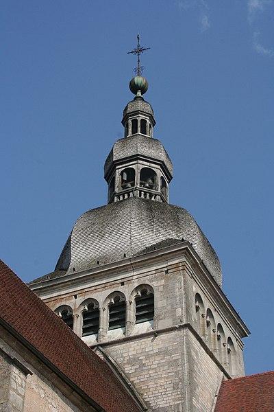 Photo du Monument Historique Eglise Notre-Dame situé à Gray