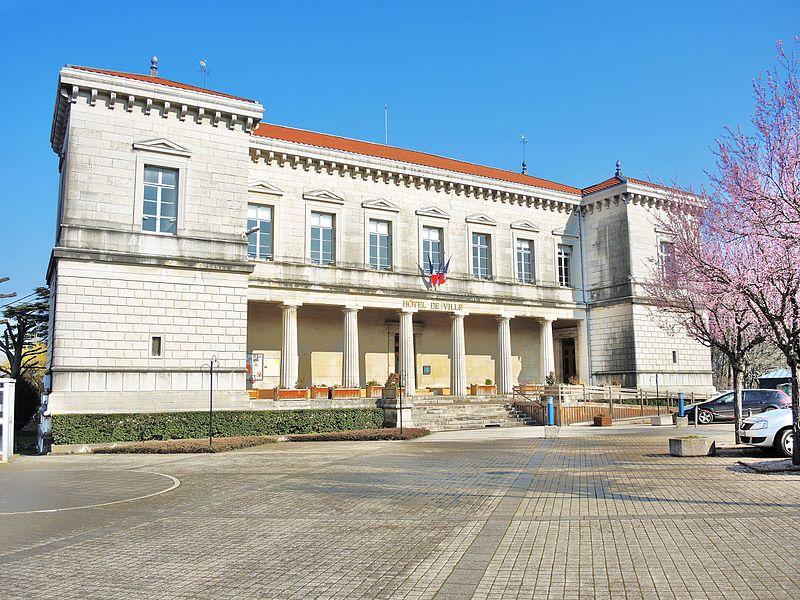 Photo du Monument Historique Mairie situé à Gy