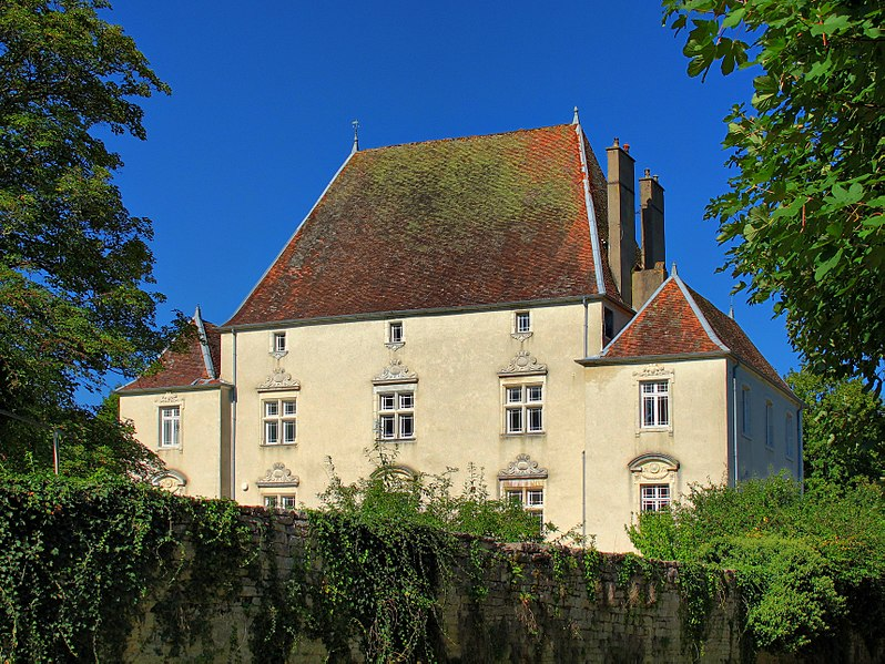Photo du Monument Historique Château situé à Malans