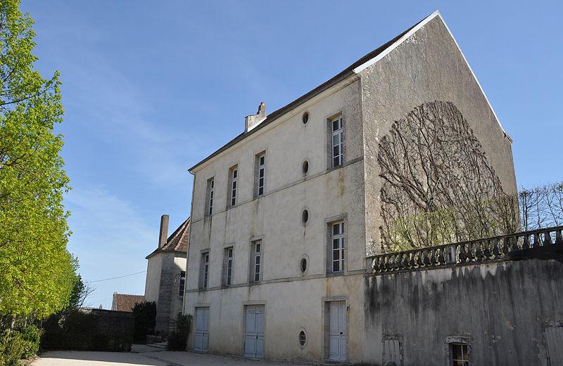 Photo du Monument Historique Château situé à Pesmes
