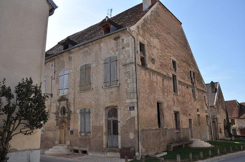 Photo du Monument Historique Maison situé à Pesmes