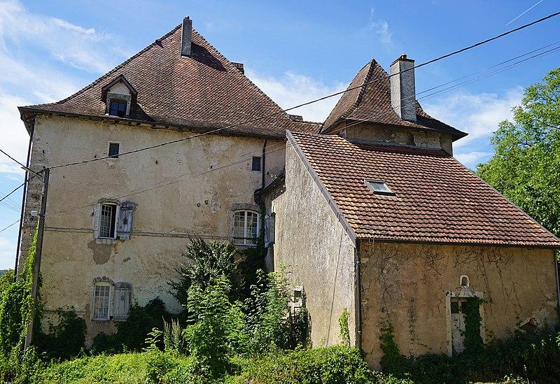 Photo du Monument Historique Château situé à Pont-sur-l'Ognon