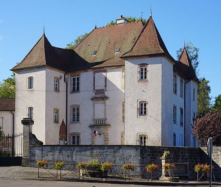 Photo du Monument Historique Château situé à Quers