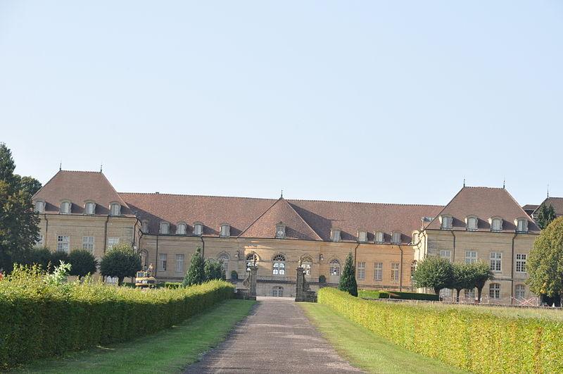 Photo du Monument Historique Château situé à Saint-Remy