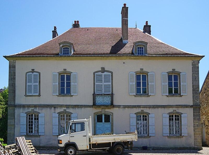 Photo du Monument Historique Maison ou demeure dite «Le Château» situé à Saulx