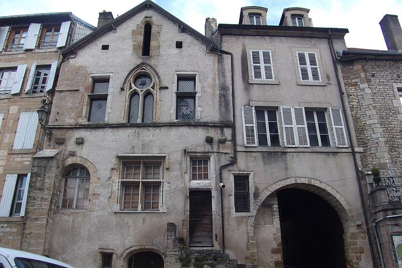 Photo du Monument Historique Hôtel Baressols situé à Vesoul