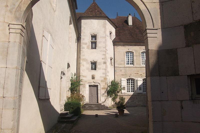 Photo du Monument Historique Hôtel de Magnoncourt situé à Vesoul