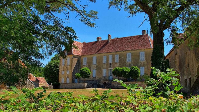 Photo du Monument Historique Château situé à Villefrancon