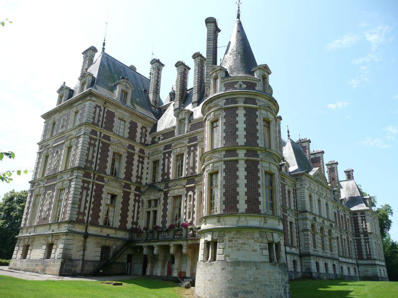 Photo du Monument Historique Château des Grammont situé à Villersexel