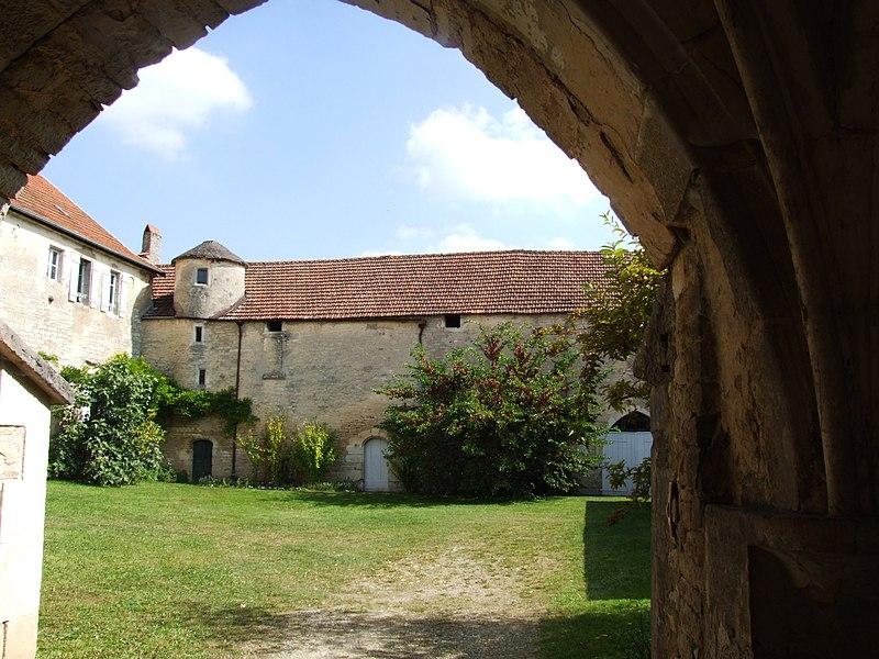 Photo du Monument Historique Couvent des Augustins situé à Champlitte