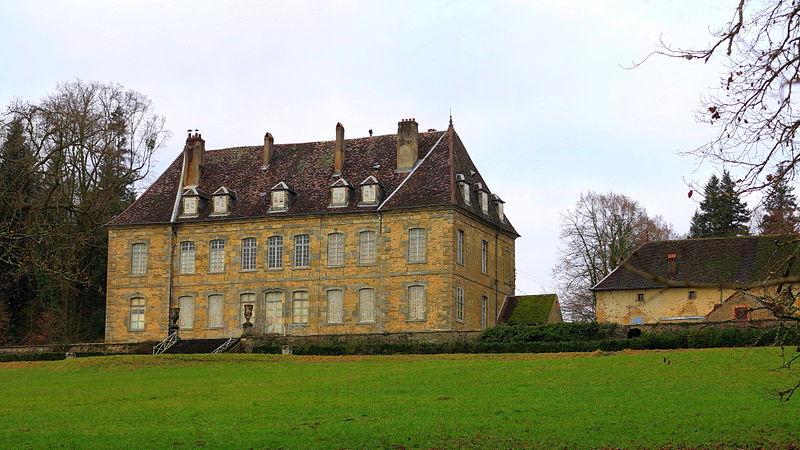 Photo du Monument Historique Château situé à Sorans-lès-Breurey