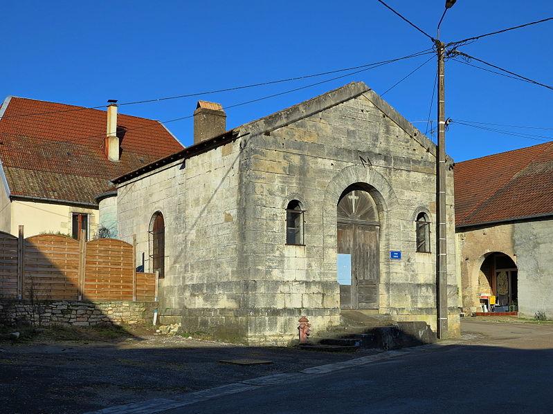 Photo du Monument Historique Four banal situé à Avrigney-Virey