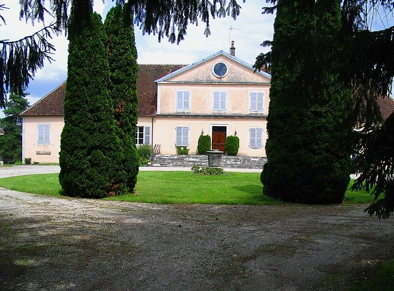 Photo du Monument Historique Demeure d'industriel dite Château des Forges situé à Pesmes