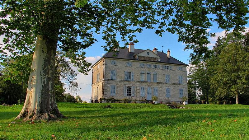 Photo du Monument Historique Château situé à Boulot