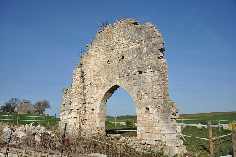 Photo du Monument Historique Ermitage Sainte-Cécile situé à Valay