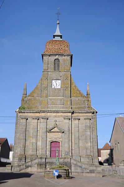 Photo du Monument Historique Eglise de l'Assomption situé à Cemboing