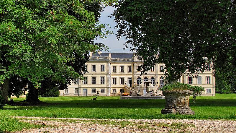 Photo du Monument Historique Ancienne abbaye cistercienne Notre-Dame-de-la-Charité situé à Neuvelle-lès-la-Charité