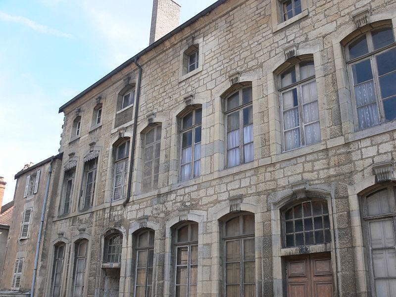 Photo du Monument Historique Maison Ebaudy de Rochetaillé situé à Vesoul