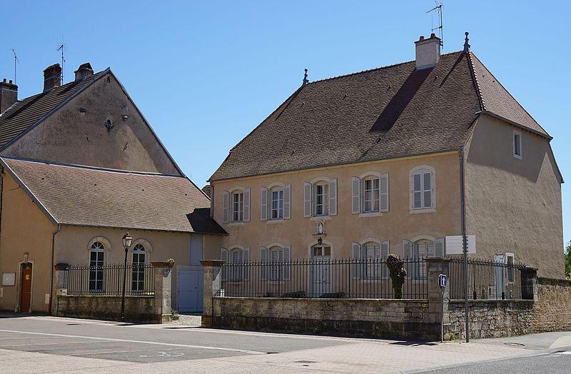 Photo du Monument Historique Presbytère situé à Villersexel
