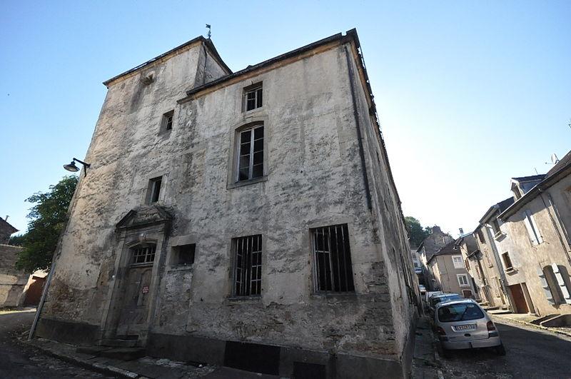Photo du Monument Historique Maison Cordienne situé à Jussey