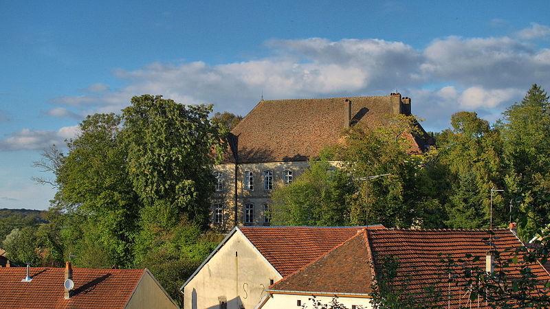 Photo du Monument Historique Château de Boult situé à Boult