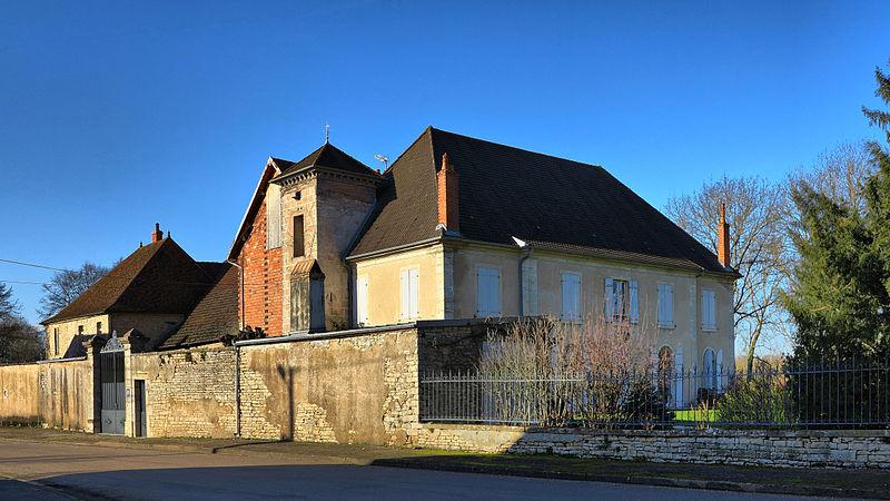 Photo du Monument Historique Maison dite Château situé à Cult