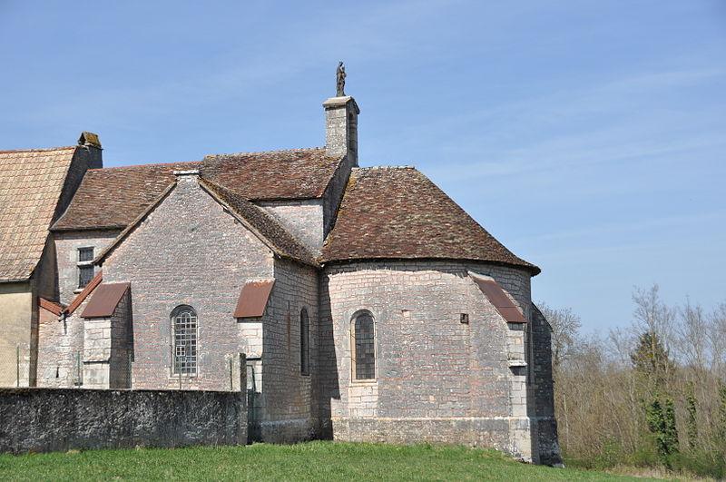 Photo du Monument Historique Chapelle Notre-Dame de Leffond situé à Charcenne