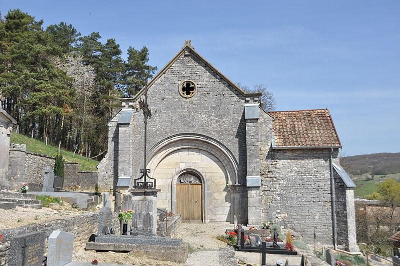 Photo du Monument Historique Chapelle du cimetière situé à Charcenne