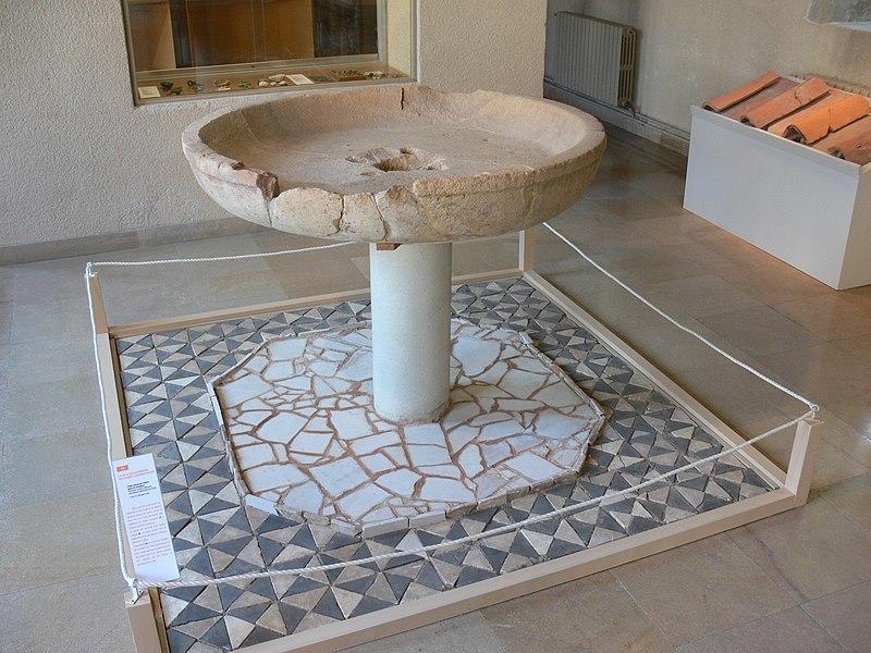 Photo du Monument Historique Vestiges gallo-romains du Pré-Guillemin situé à Chassey-lès-Montbozon