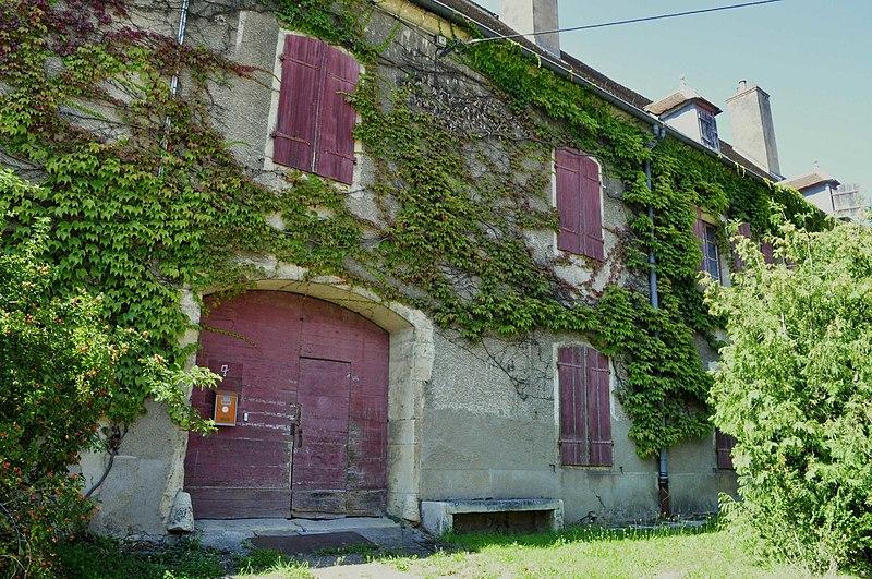 Photo du Monument Historique Demeure et entrepôts Anthony situé à Arc-lès-Gray