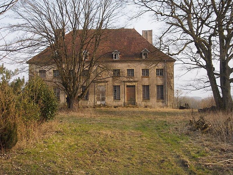 Photo du Monument Historique Château situé à Contréglise