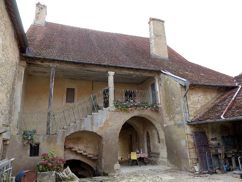 Photo du Monument Historique Maison situé à Ray-sur-Saône