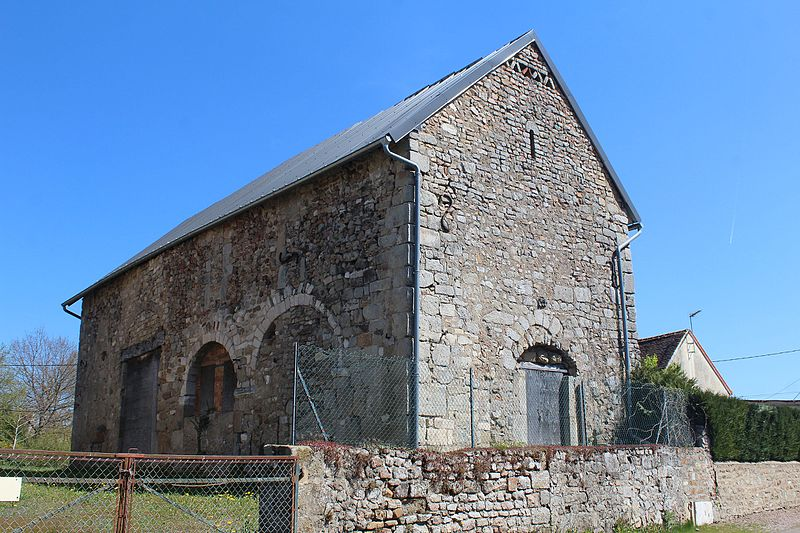 Photo du Monument Historique Eglise Saint-Pierre-l'Estrier situé à Autun