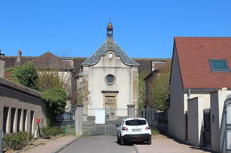 Photo du Monument Historique Hôpital Saint-Gabriel situé à Autun