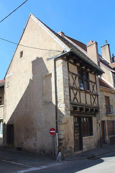 Photo du Monument Historique Maison situé à Autun