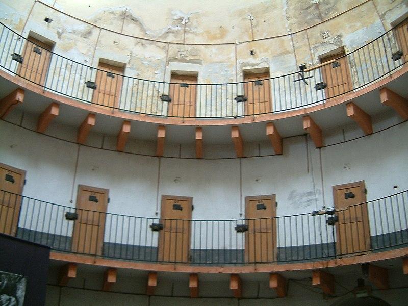 Photo du Monument Historique Ancienne prison situé à Autun