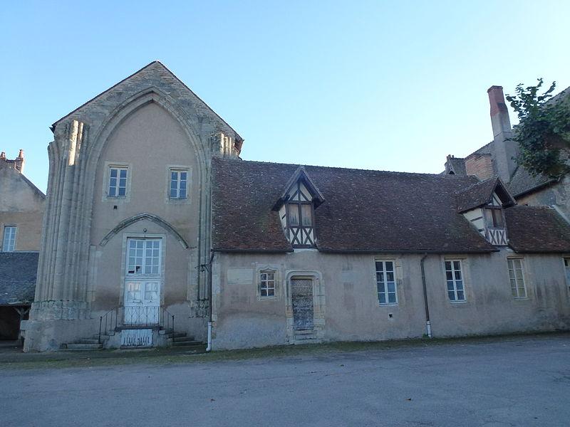Photo du Monument Historique Groupe cathédral et canonial situé à Autun